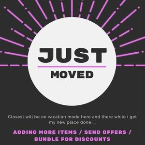 Moving Sale- Everything Must Go- send an offer